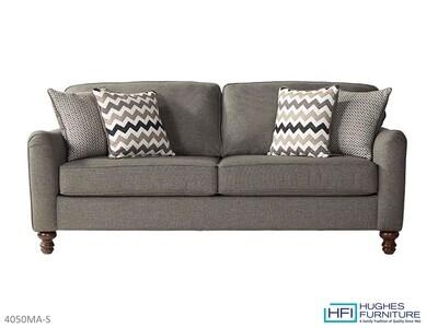 Max Ash Stationary Sofa by Hughes