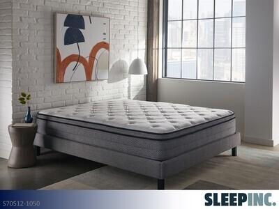 Hybrid Gel Memory Foam Queen Mattress by Sleep Inc (12