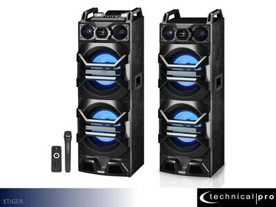 xTiger Speakers by Technical Pro (15