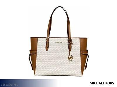 Gilly Vanilla Handbag by Michael Kors