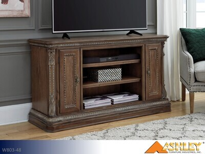 Charmond Brown TV Stand by Ashley (Large)