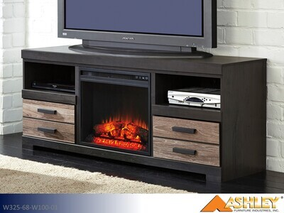 Harlinton Fireplace by Ashley