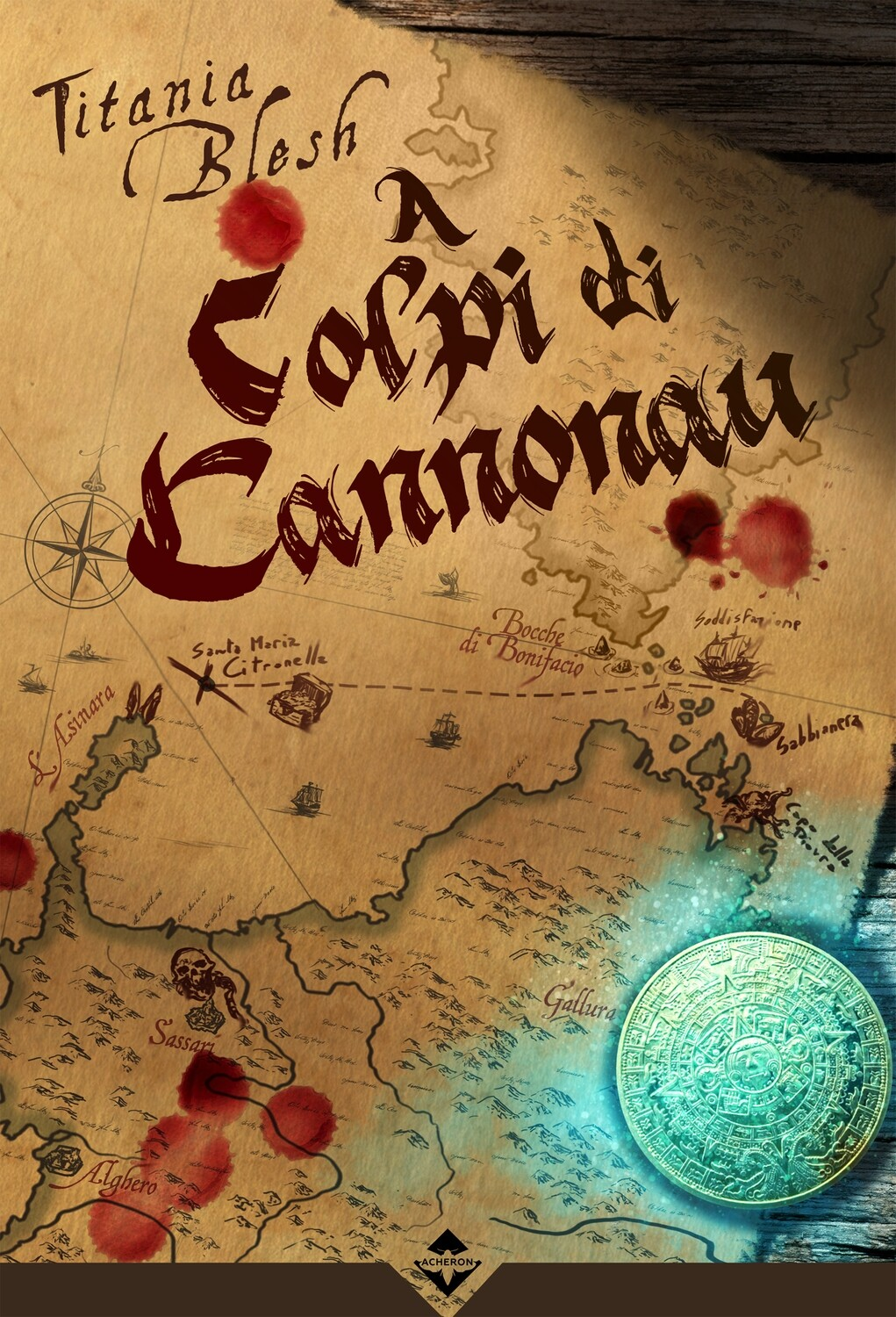 A Colpi di Cannonau - Ebook