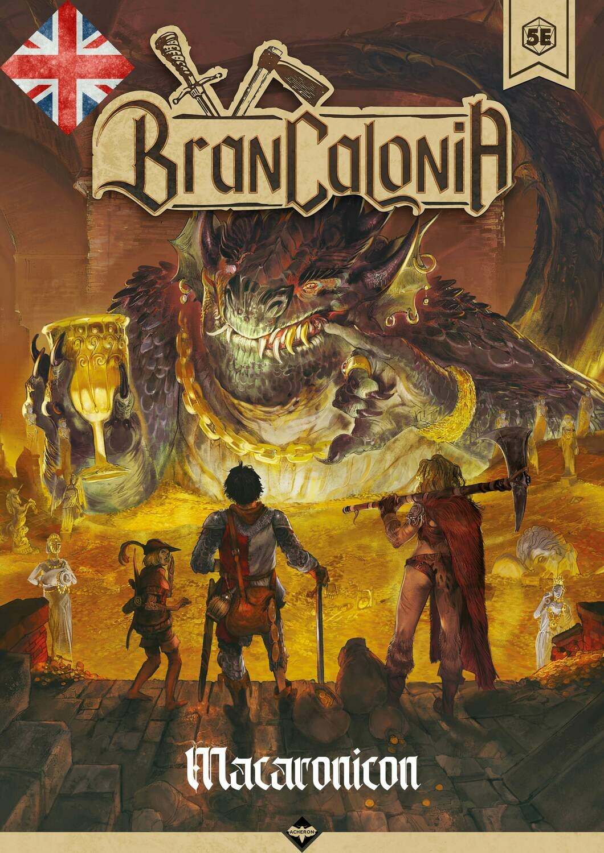 (PREORDER) Brancalonia - Macaronicon - English Version