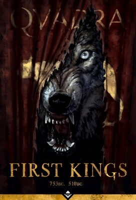 (PREORDER) First Kings