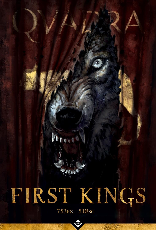 (PREORDER) First Kings - DIGITAL VERSION