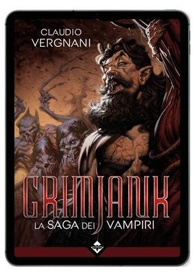 Grimjank - La Saga dei Vampiri - Ebook