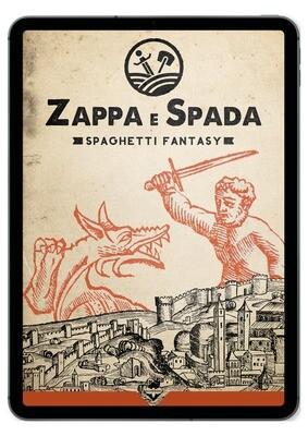 Zappa e Spada - Ebook