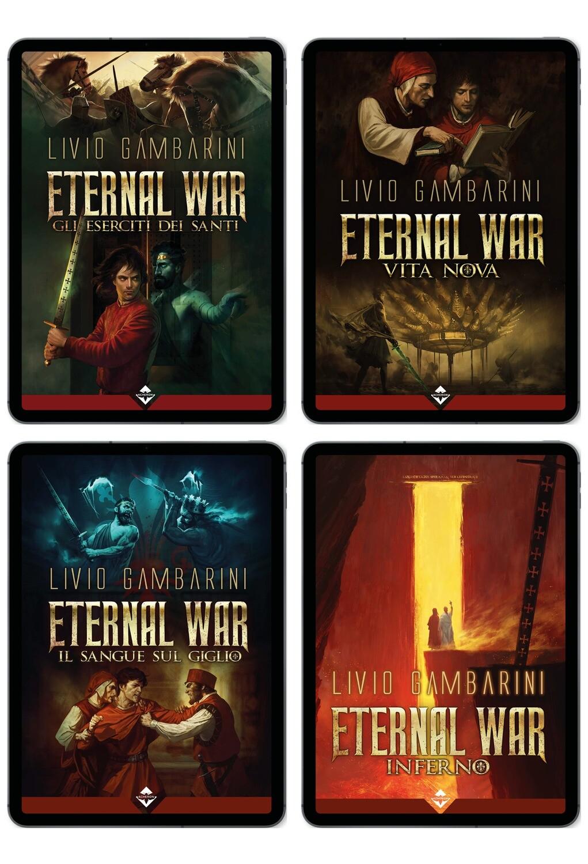 Eternal War - SAGA COMPLETA - Ebook