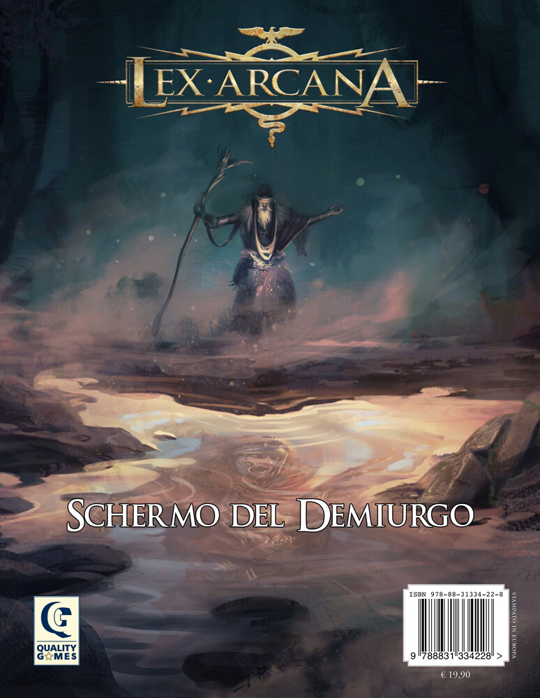 Lex Arcana - Schermo del Demiurgo
