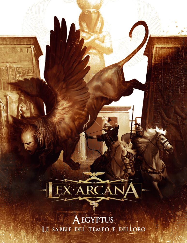 Lex Arcana - Aegyptus