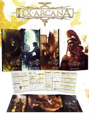 Lex Arcana - Bundle Maximus