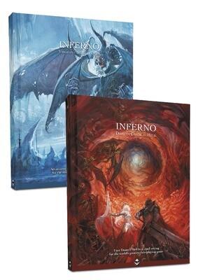 (PREORDER) Inferno - Dante's Guide to Hell + Virgilio's Untold Tales [ITA]