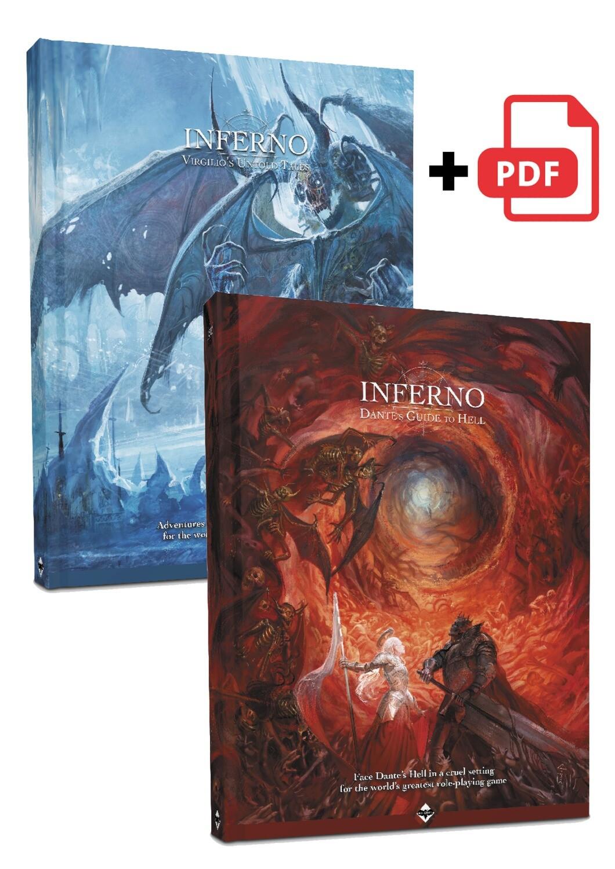 (PREORDER) Inferno - Dante's Guide to Hell + Virgilio's Untold Tales + Versione digitale [ITA]