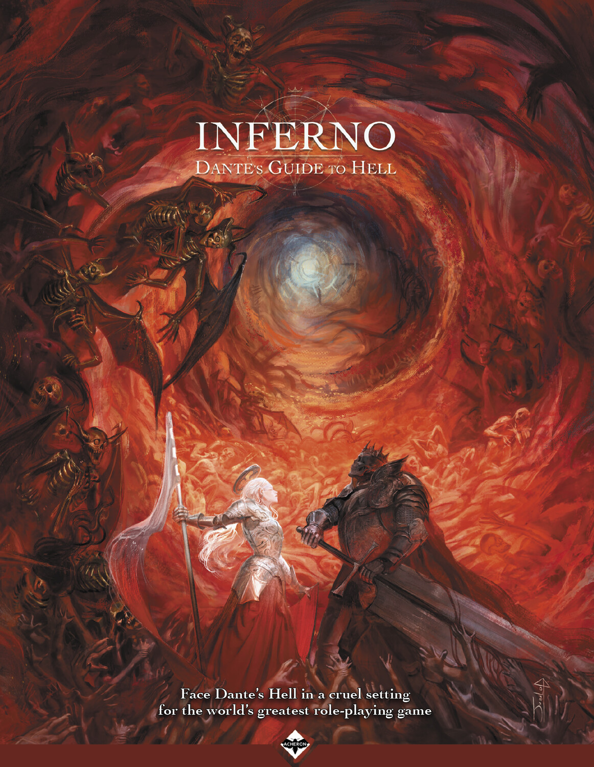 (PREORDER) Inferno - Dante's Guide to Hell [ITA]