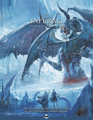 (PREORDER) Inferno - Virgilio's Untold Tales [ITA]