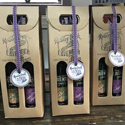 Balsamic Olive Oil Gift Set
