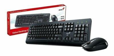 COMBO:  Teclado + Mouse USB - Genius