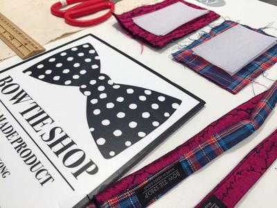expo0609-煲呔縫製工作坊