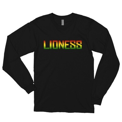 Lioness Long Sleeve Tee