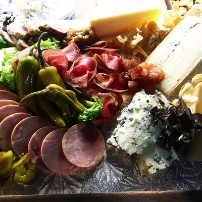 Fully Loaded Charcuterie boards