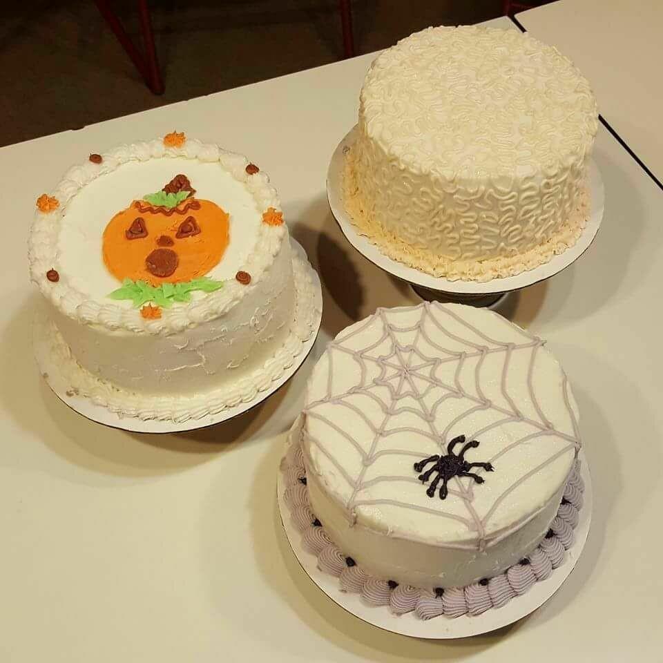 6 inch cake (6-10 ppl)