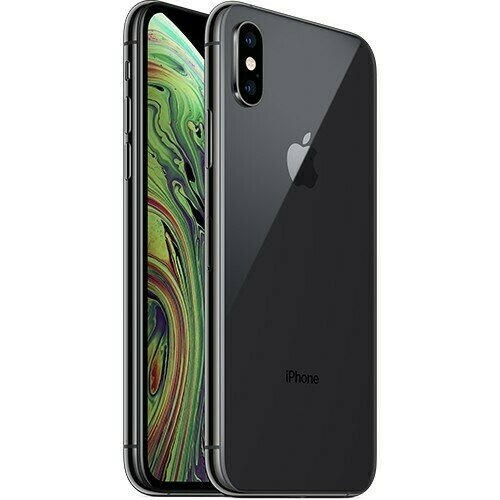 iPhone Xs - 256Gb - Negro