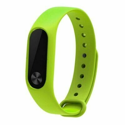 Correa Xiaomi Mi Band 2 Liso Verde