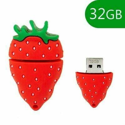 Pen Drive USB x32 GB Silicona Fresa