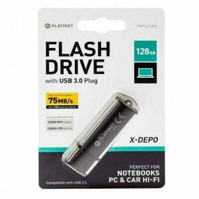 Pen Drive X 128 GB 3.0 Platinet