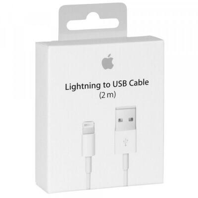 Cable de USB a conector lightning Apple (2m)
