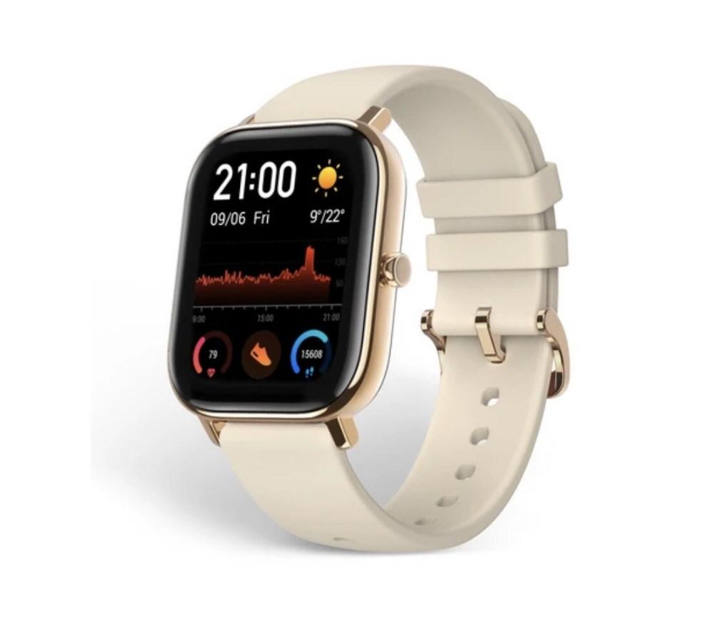 Reloj Amazfit GTS - Oro
