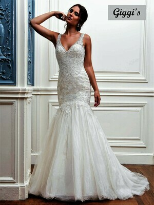 Mary's Bridal 3004 size 24
