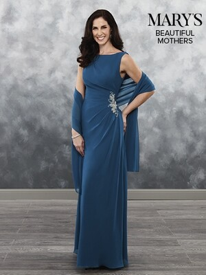 Beautiful Mother of the bride dress MB8029 size 14