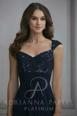 Adrianna Papell 40131 size 14w
