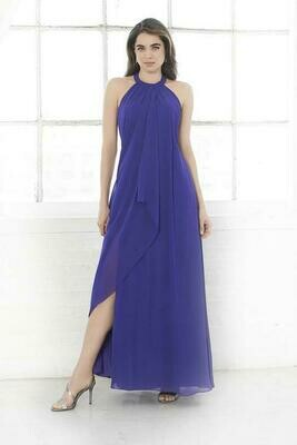 Kenneth Winston Colour dress 5342 size 22