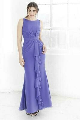 Kenneth Winston Colour dress 5345 size 20