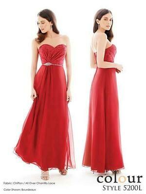 Kenneth Winston Colour dress, 5200 size 20