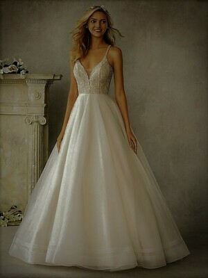 Kenneth Winston style BE424 size 16