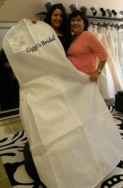 Bridal Jumbo Garment Bag