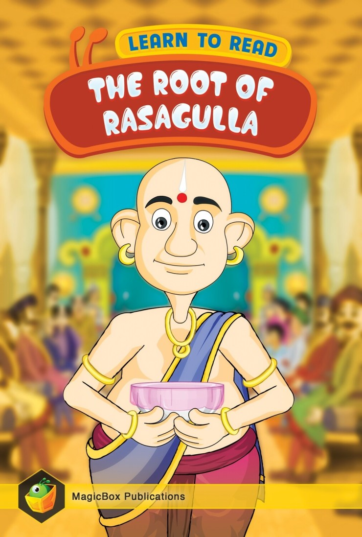 The Root Of Rasagulla