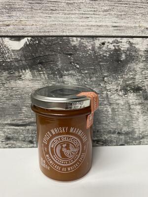 Spiced Whiskey Marmalade