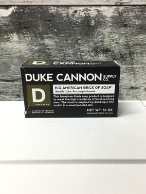 Men Soap Duke Cannon