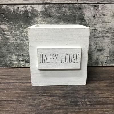 Happy House Nesting Box