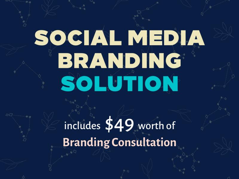Social Media Branding Solution