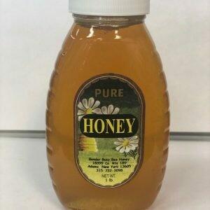 (103) Honey Jar 1lb