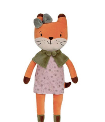 50 Sophie The Fox- Child Toy
