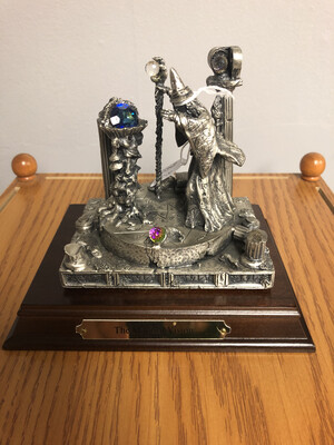 348 the magical vision pewter