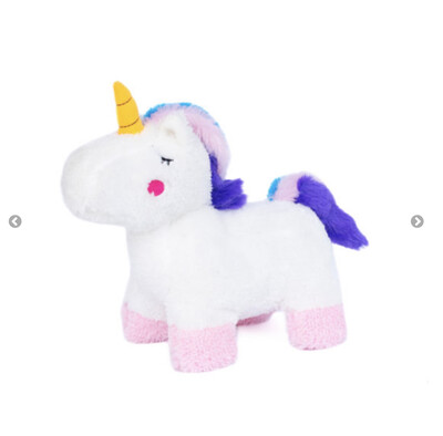 75 Storybook Snugglerz Unicorn- Dog Toy