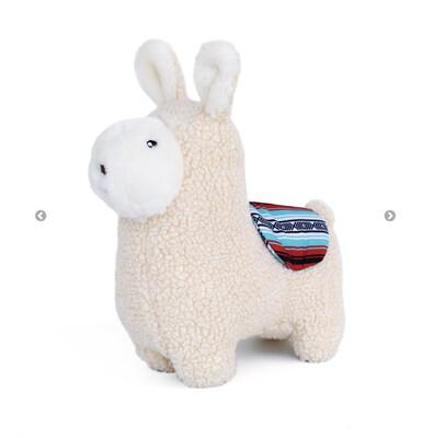 72 Storybook Snugglerz Llama- Dog Toy